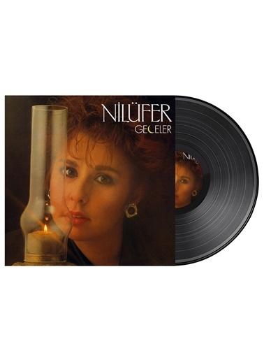 Esen Elektronik Nilüfer-Geceler LP Plak Renkli